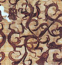 bordado chino x.IVa.c.