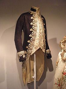 casaca 1800