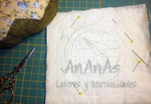 hilvanar papel de seda