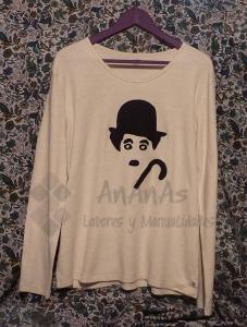 Camiseta terminada