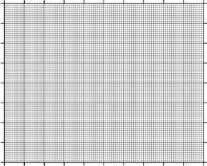 papel milimetrado