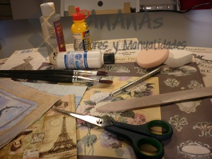 materiales-decoupage